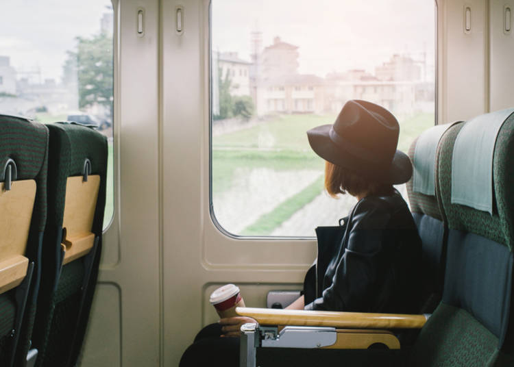 Tips for Securing Train Seats in Japan