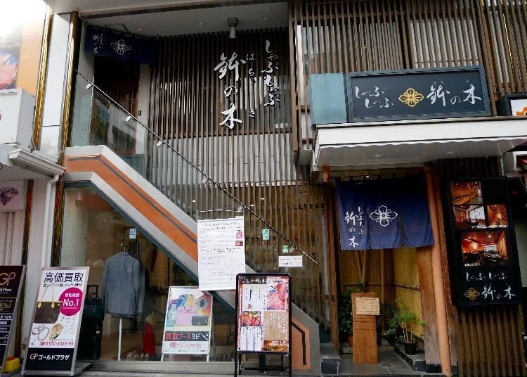 Hachinoki: Ueno Ameyoko's Stunning High-Class Dining Spot for Sukiyaki and More!