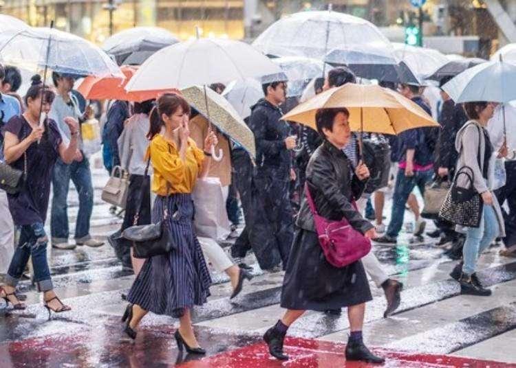 【東京雨天觀光指南】精采的室內景點設施推薦~雨天照樣也能這麼好玩!