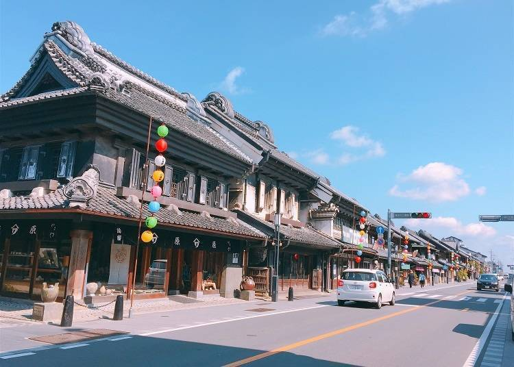 """Kawagoe: """"Little Edo"""" - Where you can experience the charm of Old Tokyo"""