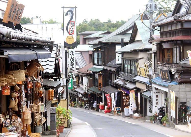 Naritasan: The popular old Japanese street that's close to Narita Airport