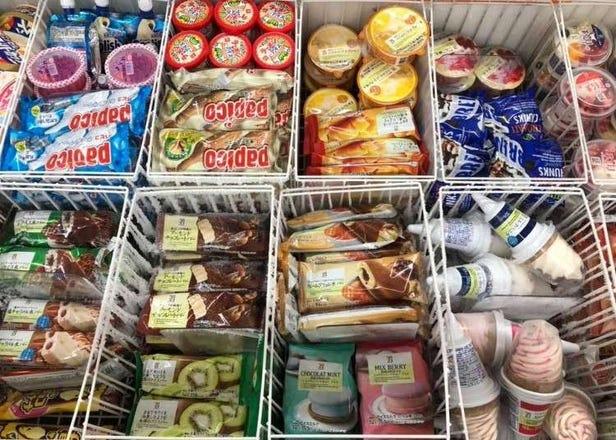 日本便利商店限定 10款最強冰品大評比