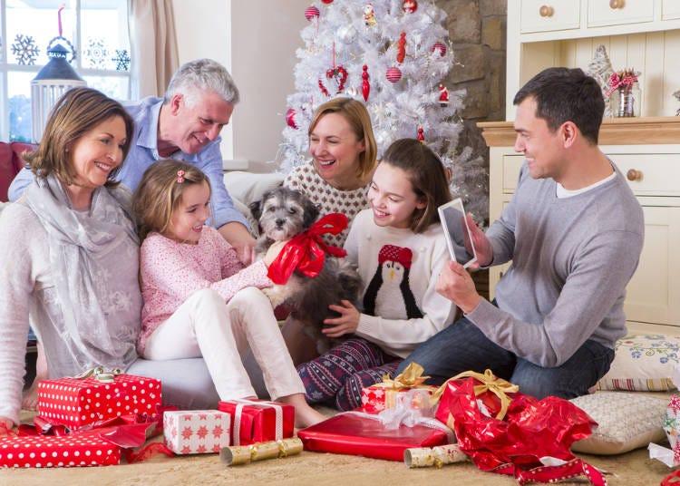 3:クリスマスは家族を優先させてほしい!
