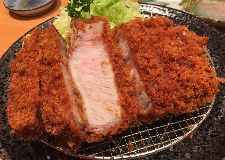 Tokyo Eats! Tonkatsu Aoki's Legendary Tonkatsu in Ginza