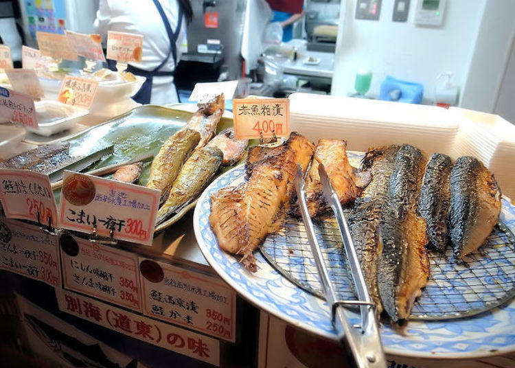 Budget gourmet! Eating like a local on Tokyo's laid-back east side