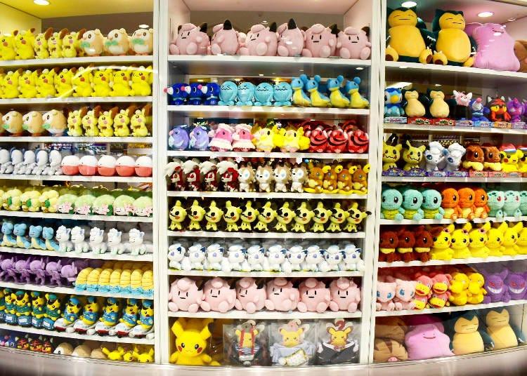 Pokemon Center Tokyo: Inside Japan's Biggest Pokemon Center