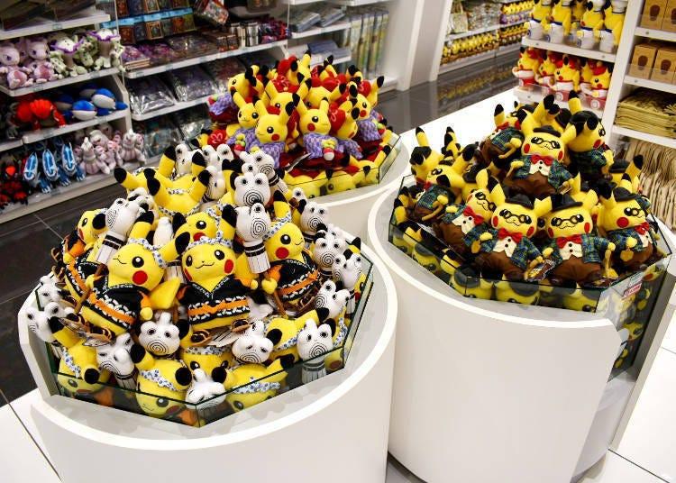 Pokémon Center DX 寶可夢特色周邊商品