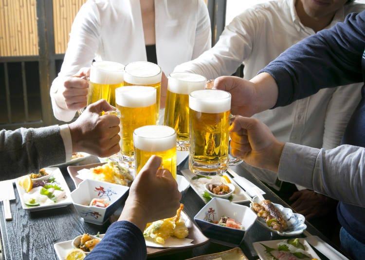 飲むと豹変!日本人男性の飲み方にひいちゃいます