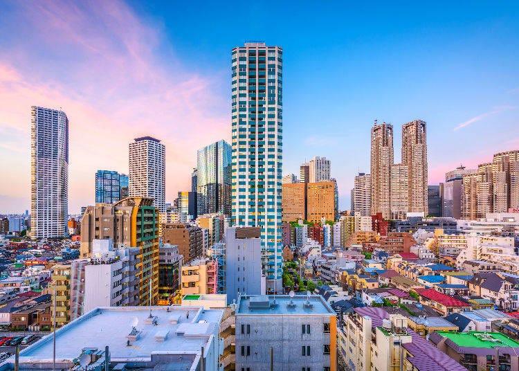 Tokyo's Nicest Neighborhoods to Live In