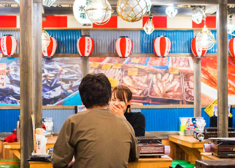Cheap Goods #1: Japanese Restaurant Chains, and All-You-Can-Eat!