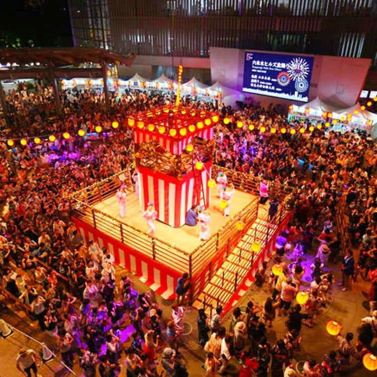 Traditional Japanese Festivals: Summer 2019 Tokyo Festivals!