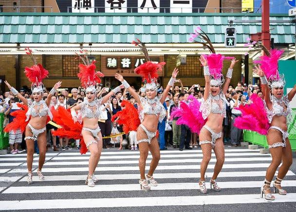 Asakusa Samba Carnival 2019 (8/31)