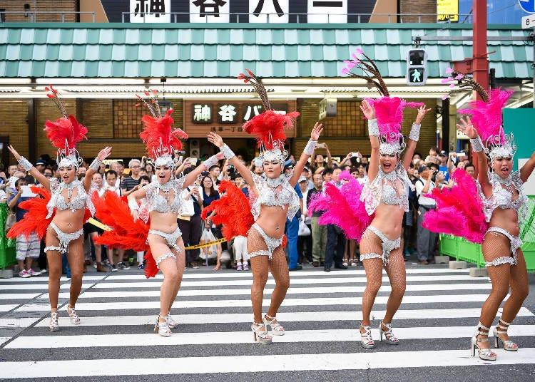 Asakusa Samba Carnival (8/31)