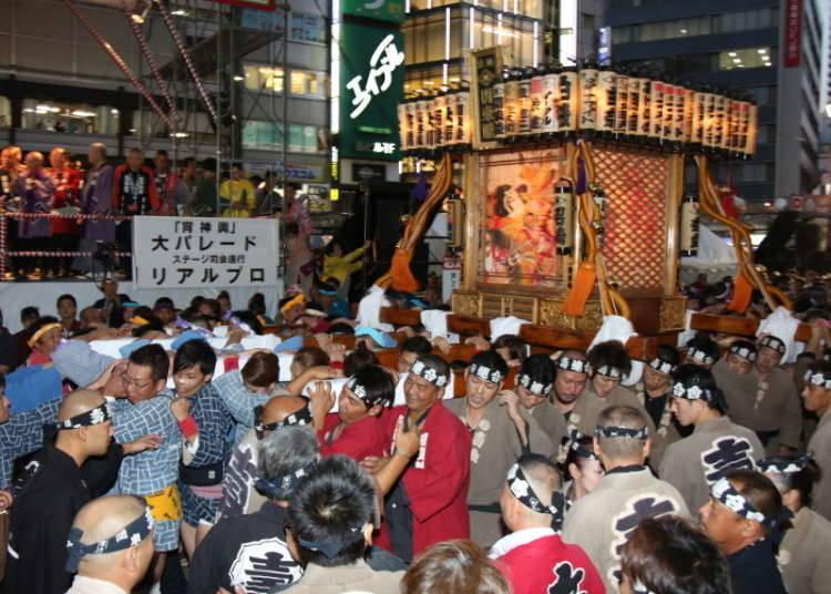 Fukuro Festival (9/28 - 9/29; 10/12 - 10/13)