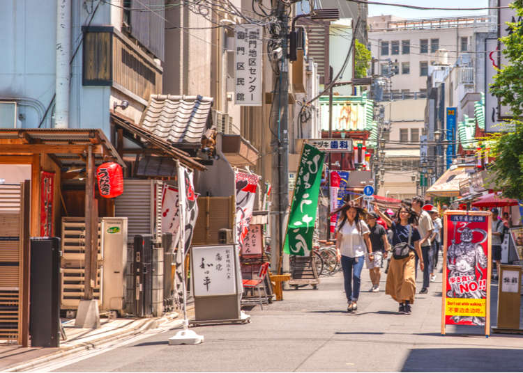 Tokyo Orientation - 12 Neighborhoods & Areas You'll Want to Wander Around - LIVE JAPAN