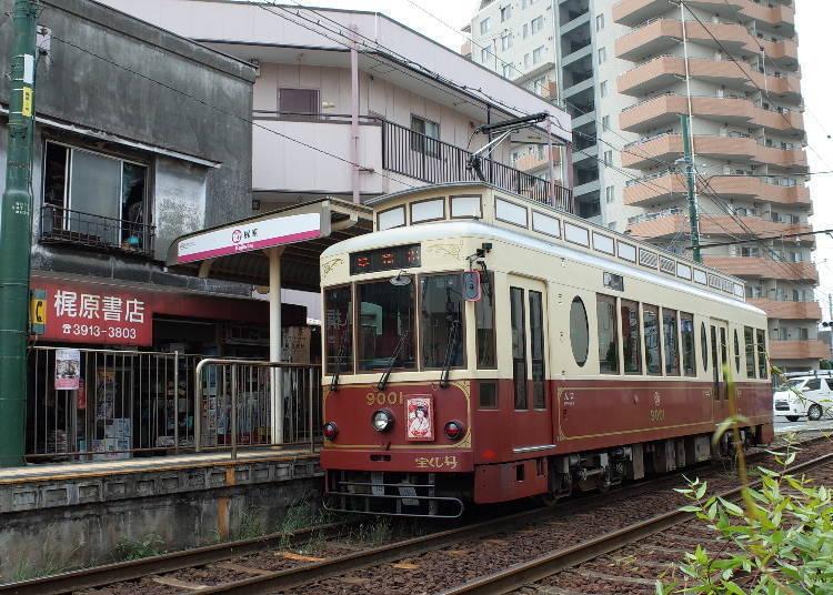 먼저 도쿄 사쿠라 트램(도덴 아라카와선)이란?