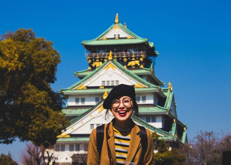 外國人中又以美國人特愛大阪人?
