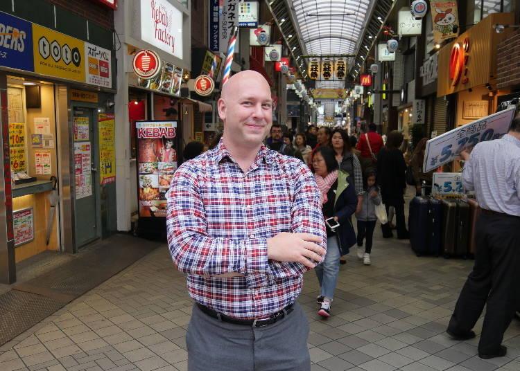 이번에는 스테이크의 본고장, 미국 출신의 티모시 씨가 이키나리 스테이크에 다녀왔다.