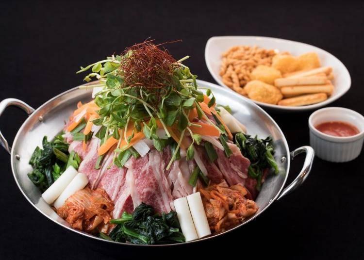Tobu Ikebukuro Beer Garden Bulgogi Legend of Fire: Spicy, Savory, and Delectable!
