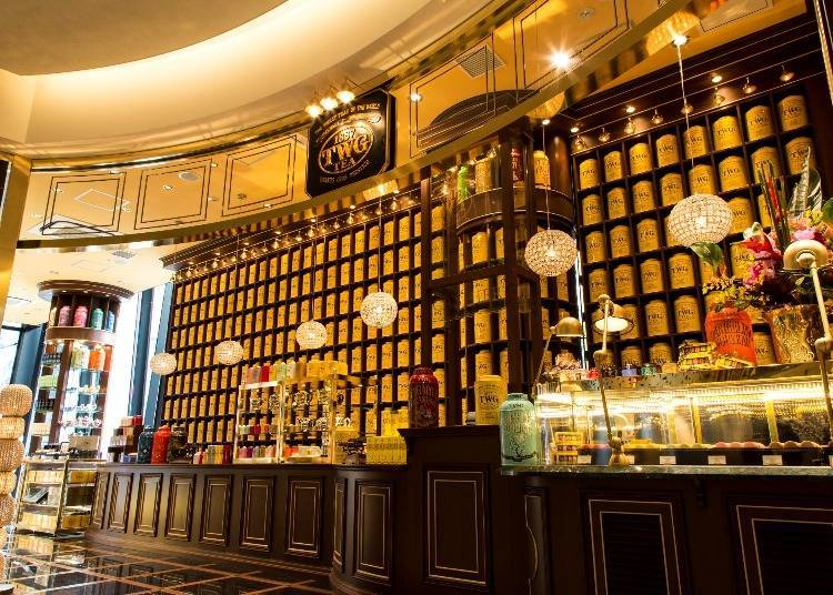 TWG Tea: Ultimate Cold Refreshments with the Iced Teabag Collection!