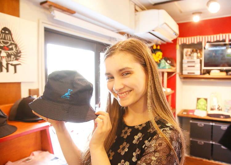 Maddie's #3: KAIJU HAT!