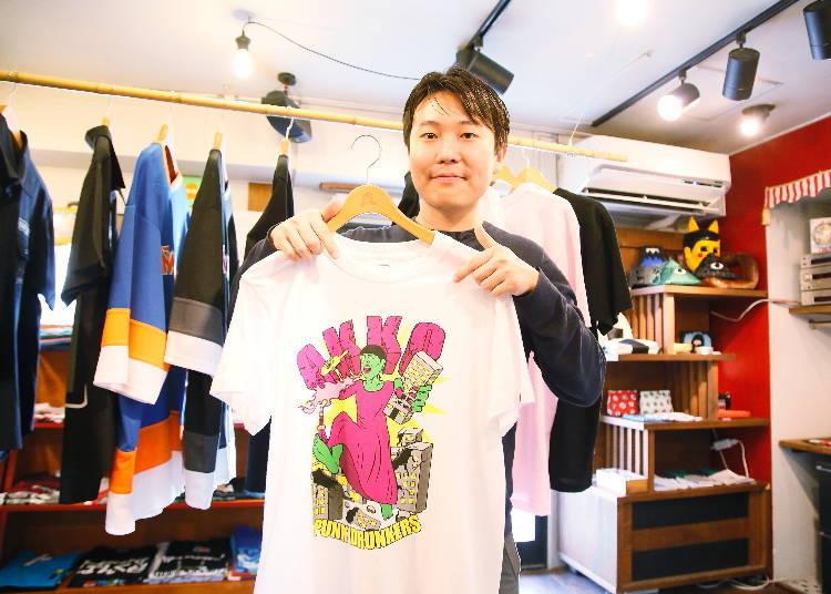 Shin's #3: Akko Shirt!