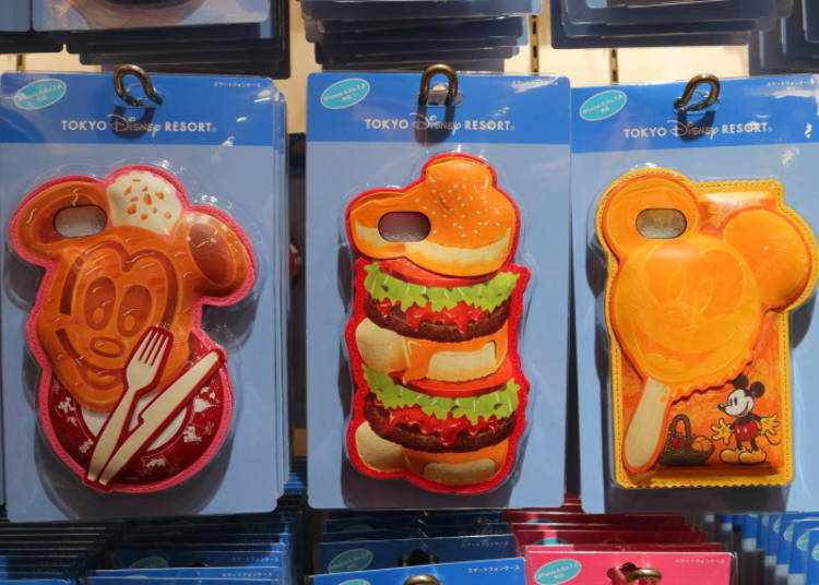 Food-Themed Smartphone Cases: Popular Among Collectors! (3,300 yen each)