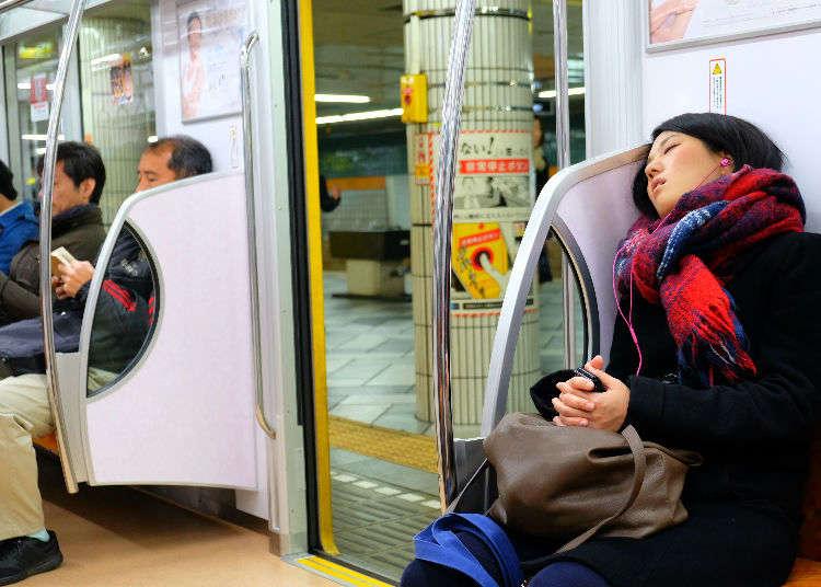 日本旅遊真的安全嗎?從世界各國的犯罪率來看看日本的治安如何吧