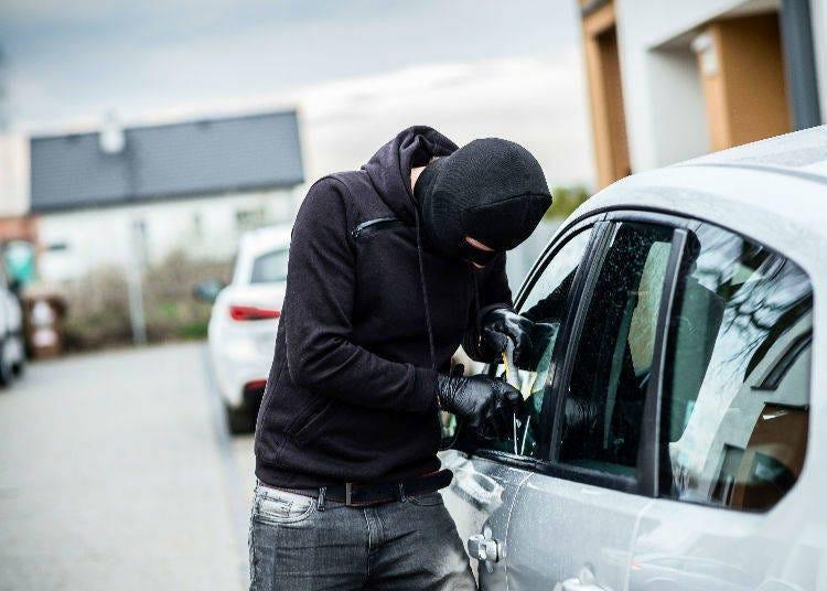 乘車或擁有自用車時必須特別注意