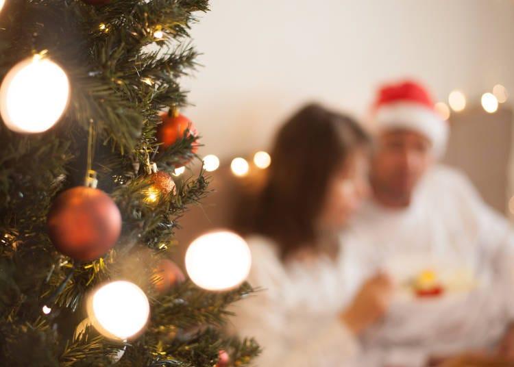 5:聖誕節變情侶專屬節日、秀苦