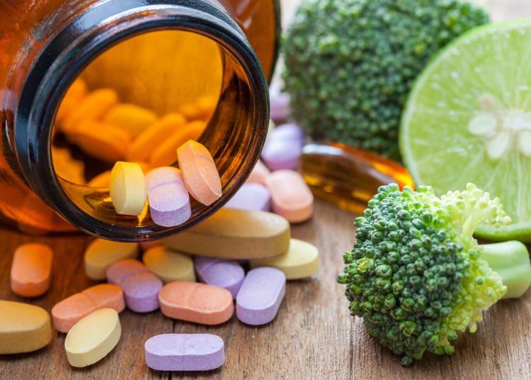 アメリカは「ビタミン剤+睡眠」で復活!