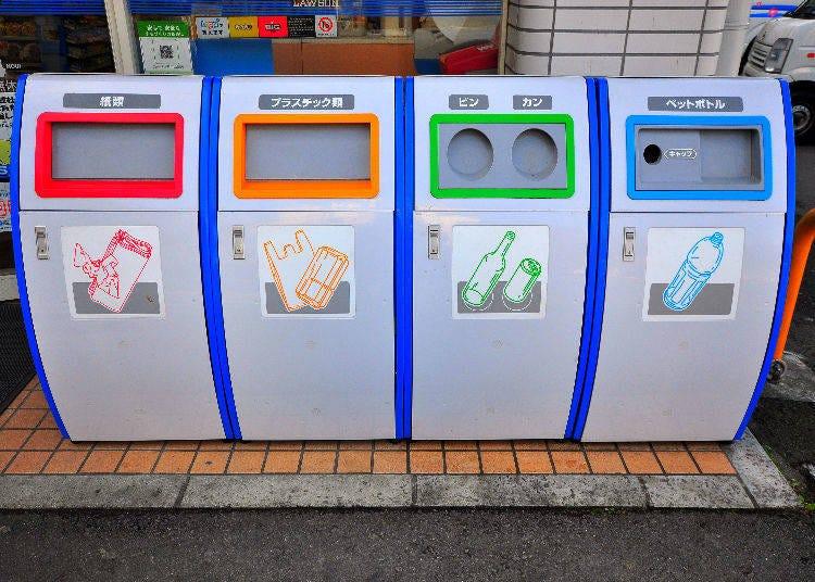 Image result for trash japan