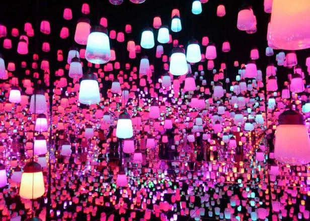 teamLab Borderless Tokyo: Inside the Incredible Digital Exhibition!