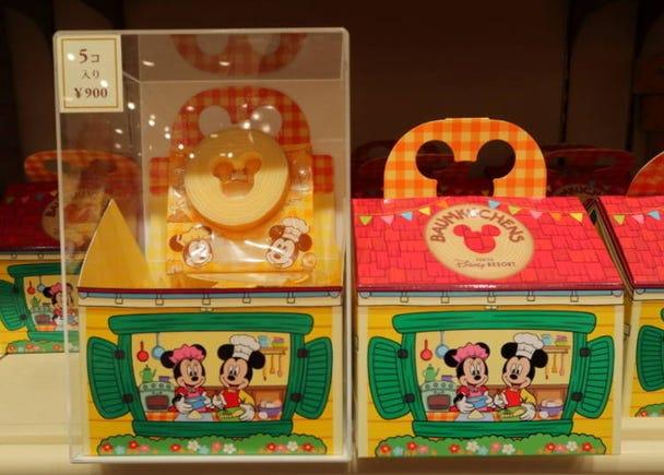 米奇迷你年輪蛋糕 900日圓