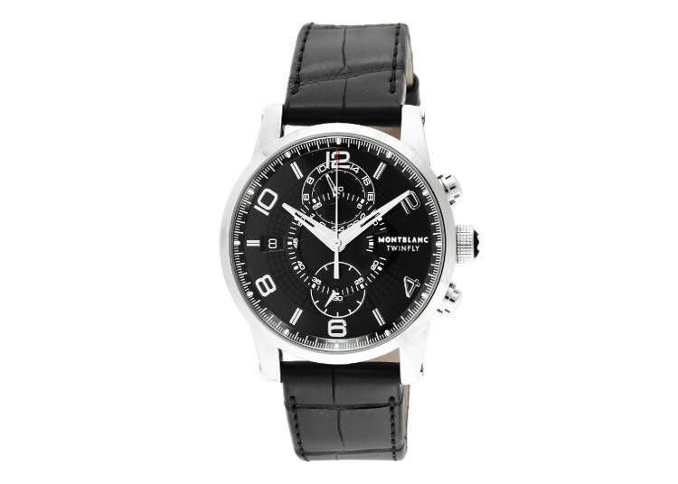 "Recommended Brand 3: ""TimeWalker"" by Montblanc"