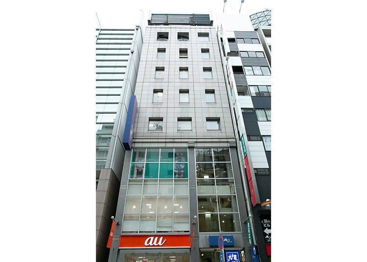 渋谷エリア:腕時計専門店③ 宝石広場