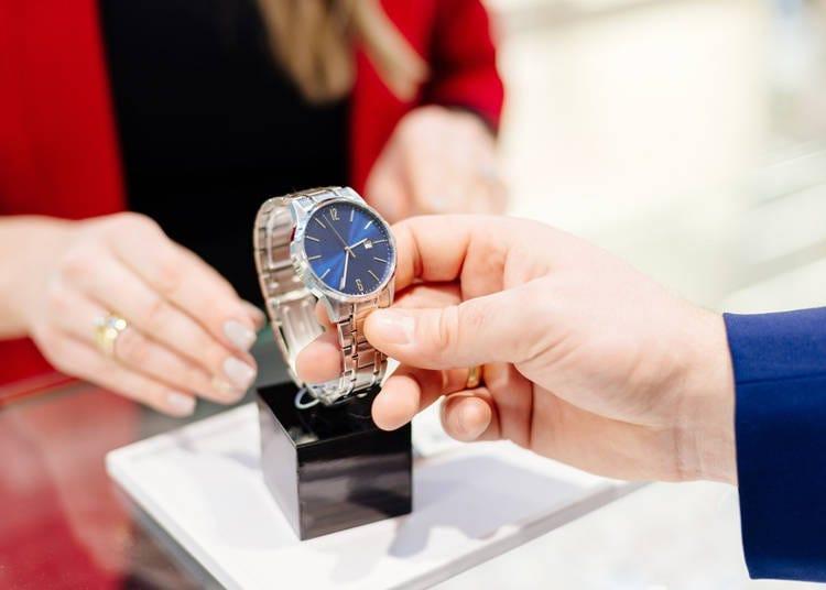 日本買名錶的小秘密②在哪些店面購買比較好?