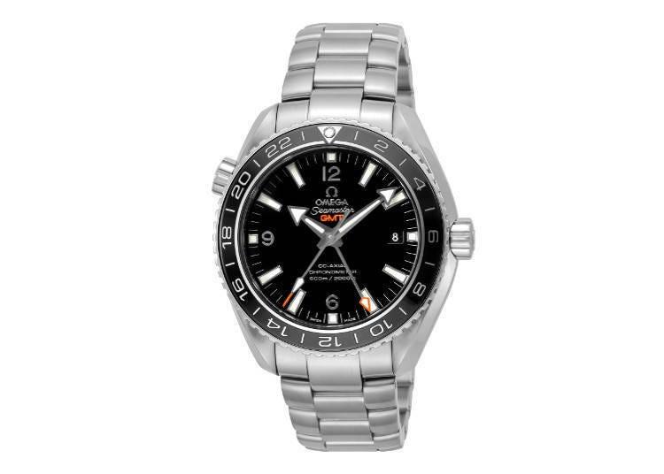 日本買錶推薦品牌①OMEGA歐米茄「SEAMASTER PLANET OCEAN」