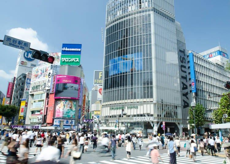交通便利!在日本東京都內的手錶專賣店享受買錶樂趣