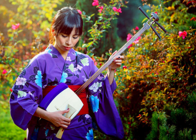 Movie Enjoying Traditional Japanese Music And Instruments Live Japan Travel Guide
