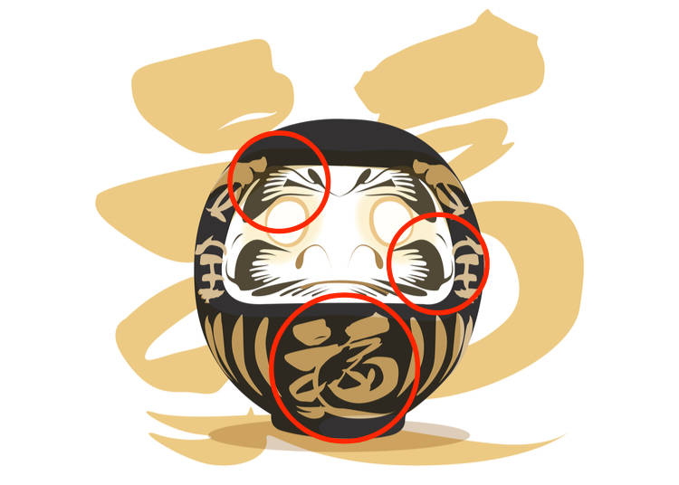 Japanese Daruma Dolls – The true story behind the cute