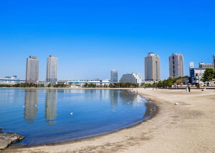 Tokyo: Odaiba Beach
