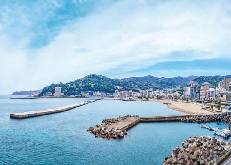 Shizuoka: Atami Sun Beach