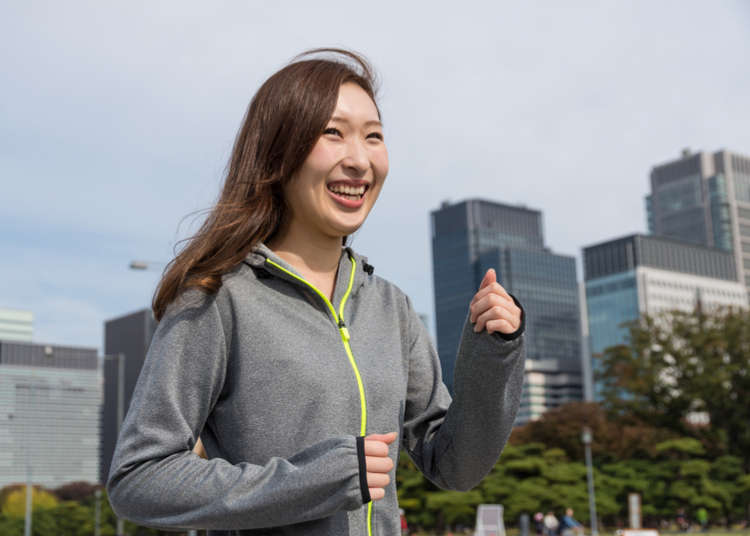Jogging in Japan? 5 of the Best Running Routes in Tokyo!