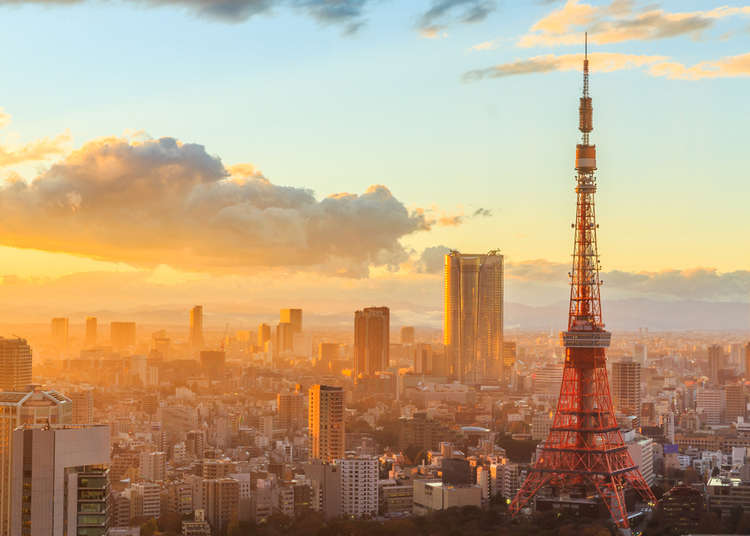 How to Choose Your 2020 Tokyo Hotel: Top 5 Neighborhoods Recommended by International Residents