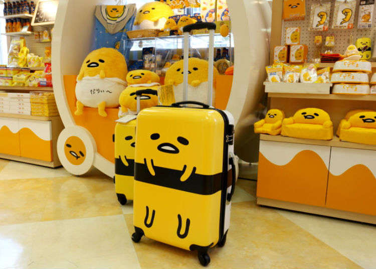 Quirky, Cute & More: Top 10 Items at Sanrio World Ginza!