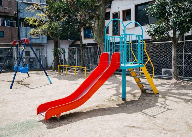 2.【公園編】不能在公園玩球類遊戲嗎?