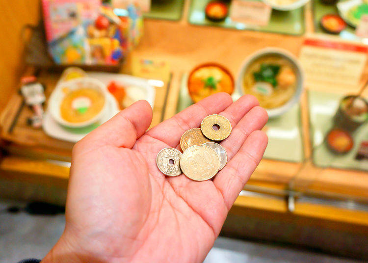 Coin Trivia #4. Why are There Holes in the 5 yen and 50 yen Coins?