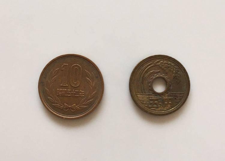硬幣的小常識② 當浸泡在某種物體時,可以讓髒掉的硬幣變得閃閃發亮!