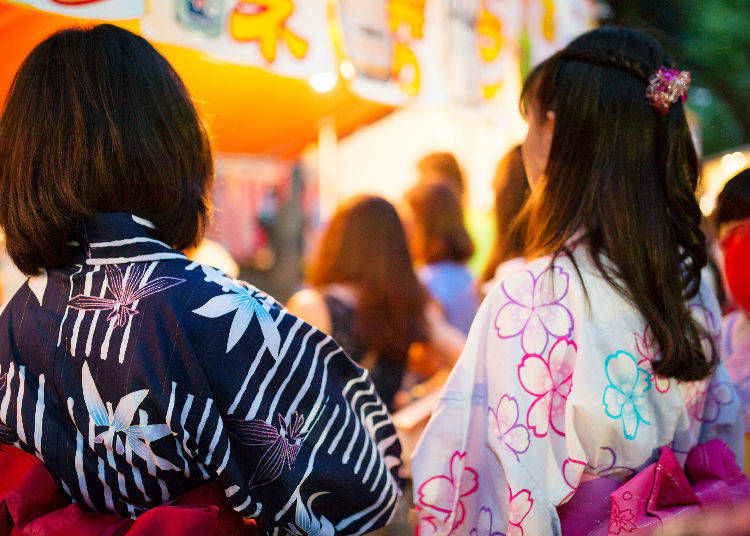 7. How to Survive Japan in Summer: Hot and Humid Nights